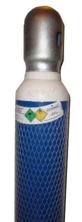 Tlaková láhev kyslík 8 litrů