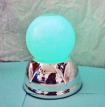 Kopie - Kopie - Magický ledový míč - svítidla pro děti