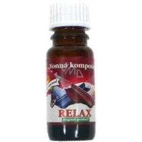 Relax - vonný esenciální olej pro mlhové fontány a aromaterapii.