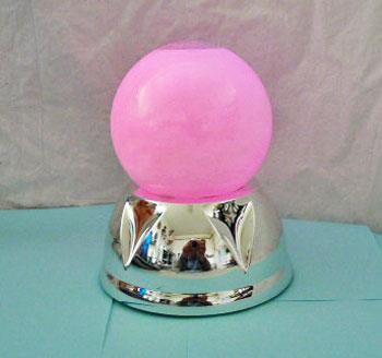 """Svítidlo """"Magický ledový míč"""" se změnou barev"""