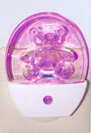 Kopie - Kopie - Noční úsporné svítidlo se změnou barev č.04002520