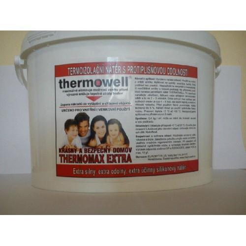 THERMOWELL EXTRA, termoizolační nátěr-5 kg