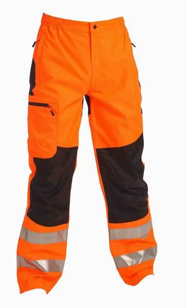 Reflexní kalhoty TICINO oranžové