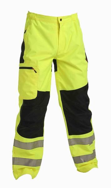 Reflexní kalhoty TICINO žluté
