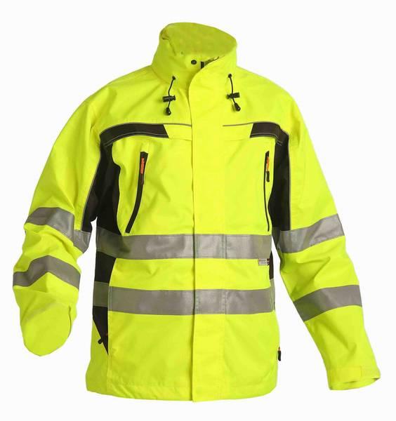 Reflexní bunda TICINO, žlutá