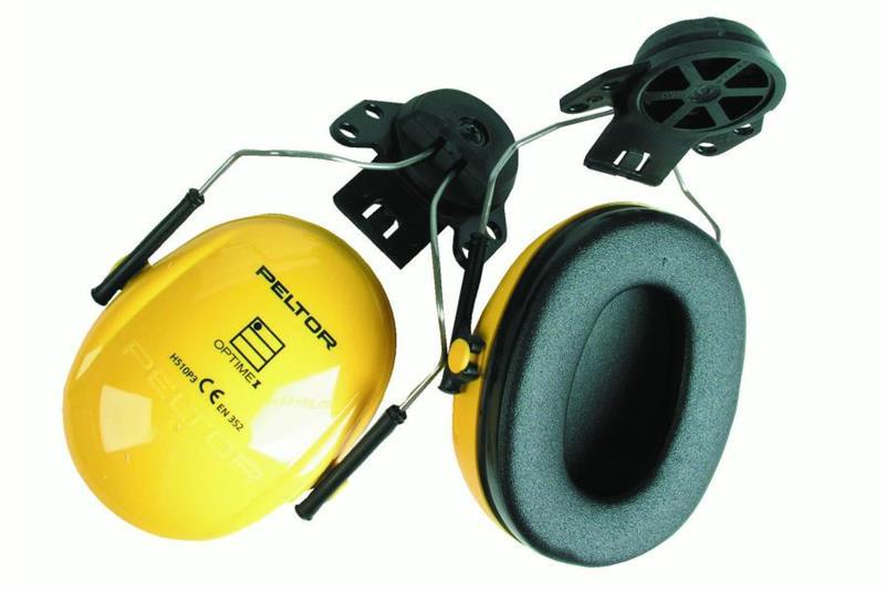 Peltor H510P3E mušlový chránič sluchu na přilbu SNR 26 dB
