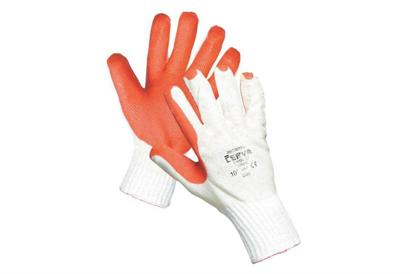 REDWING pracovní rukavice máčené v latexu