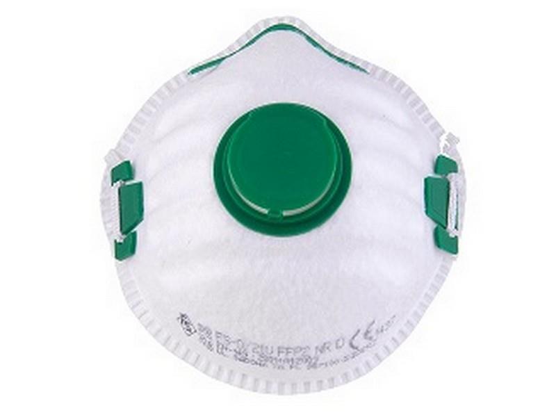 VS3200CV FFP2OV NR respirátor s ventilkem