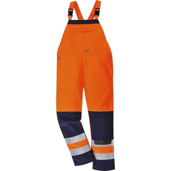 výstražné kalhoty laclové TX72 oranžové