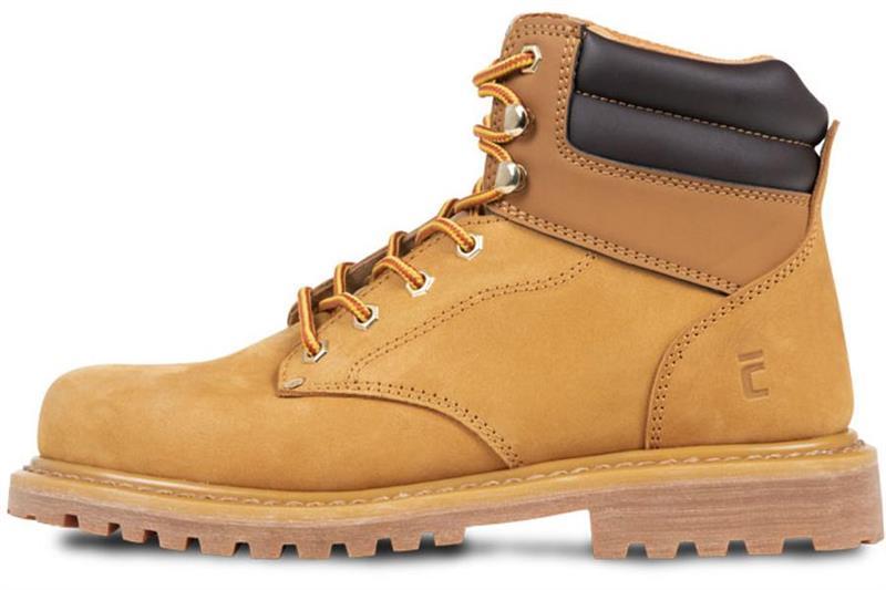 BK FARMER kotníková pracovní obuv - písková