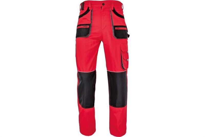 Kopie - F&F CARL montérkové kalhoty do pasu
