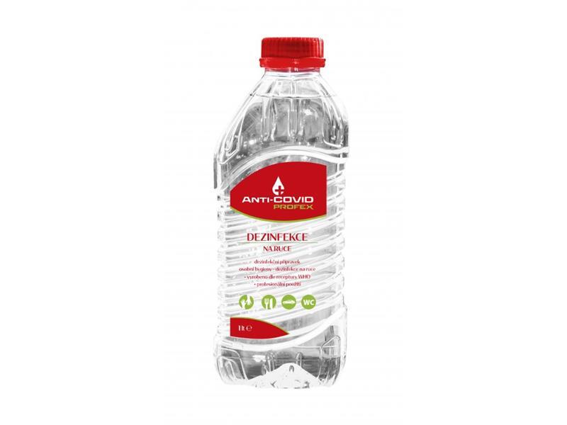 Dezinfekce PROFEX Anti-COVID balení 1L