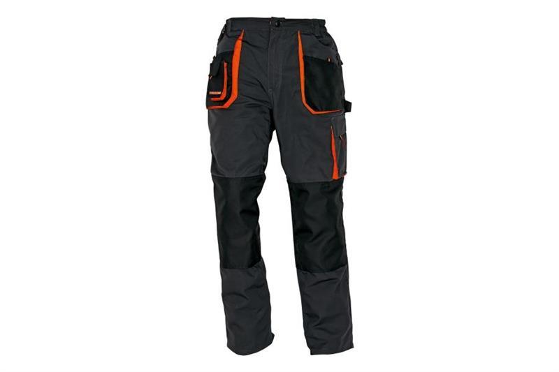 pracovní oděvy-montérkové kalhoty do pasu  vzor Emerton