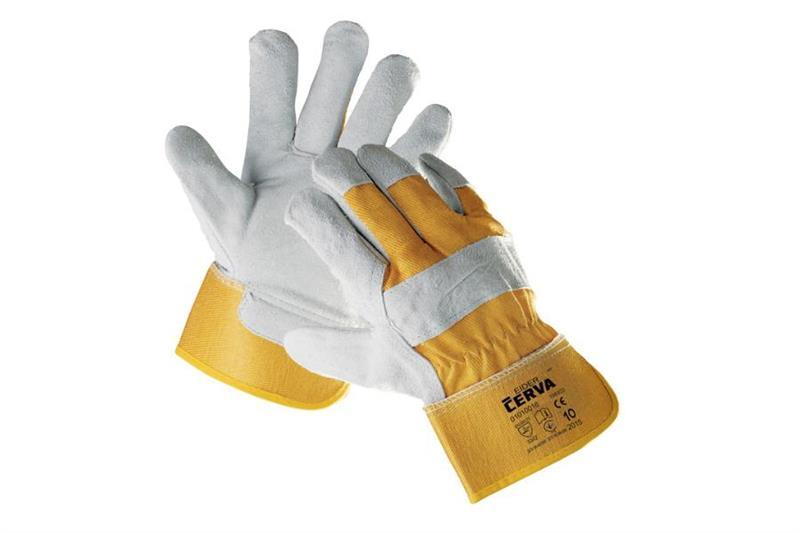 EIDER pracovní rukavice kombinované