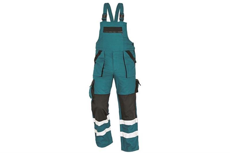 MAX REFLEX kalhoty laclové zelené