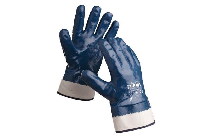 SWIFT pracovní rukavice celomáčené