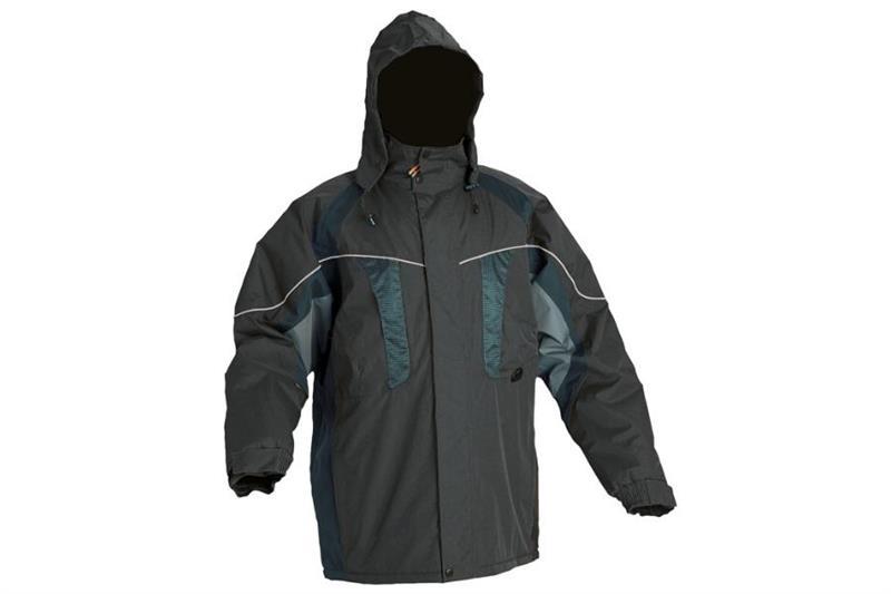 pracovní bunda zimní nepromokavá Nyala černá
