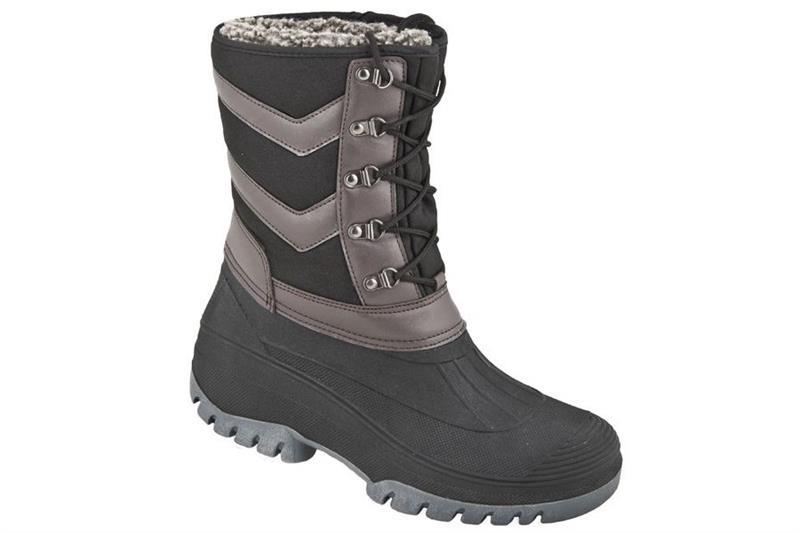 FREEZE poloholeňová zateplená obuv
