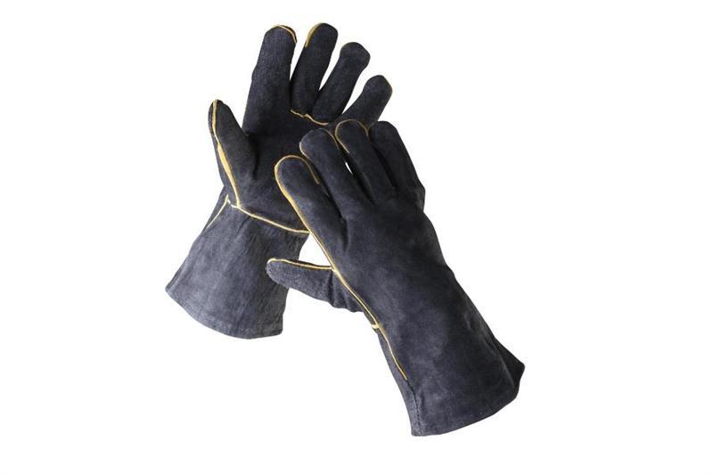 SANDPIPER celokožené svářečské rukavice