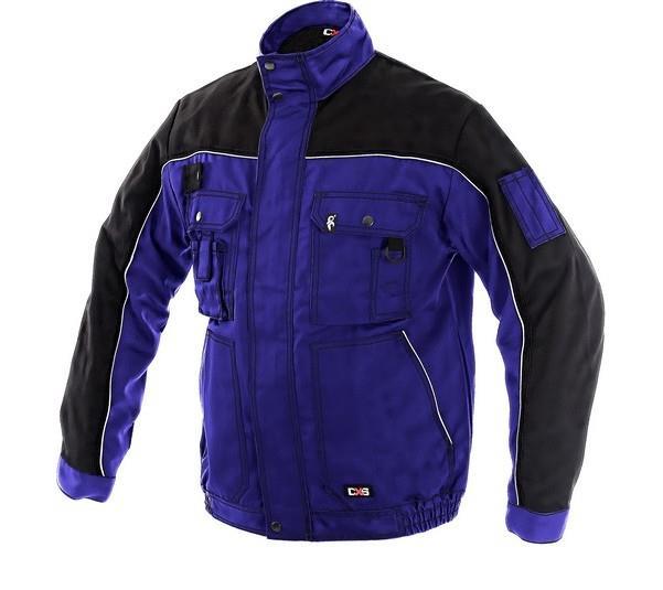 pracovní oděvy-montérková blůza modrá Otakar - Canis