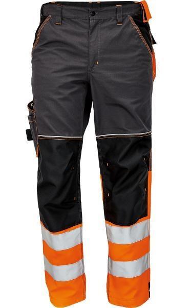 montérkové pasové kalhoty Knoxfield, reflexní prvky