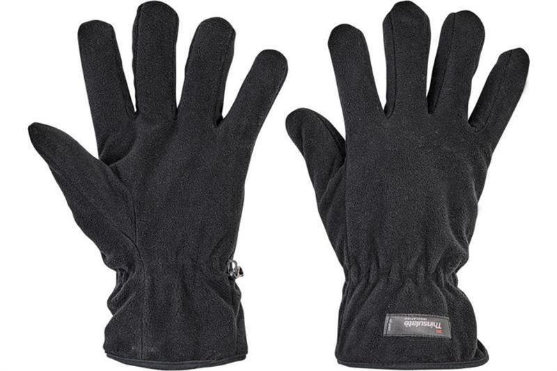 MYNAH zimní fleecové rukavice