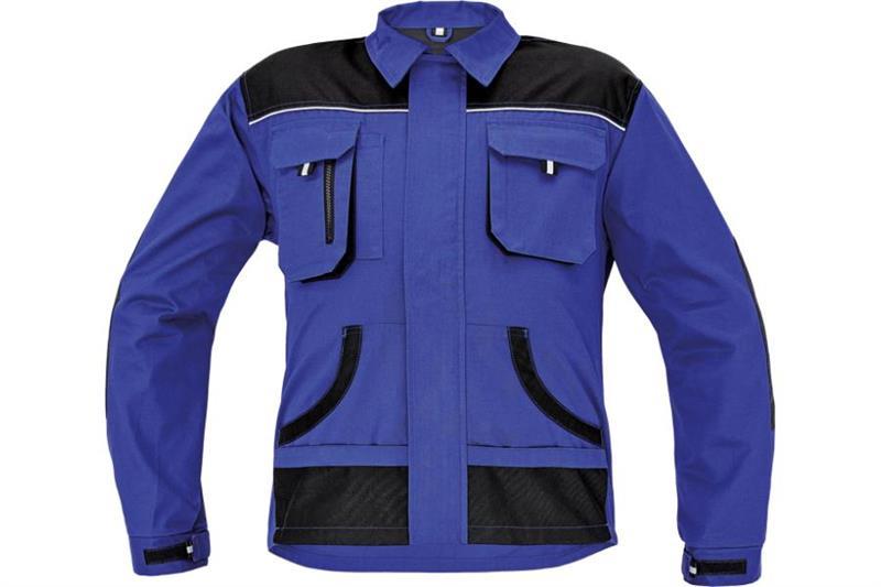 F&F CARL montérková bunda modrá