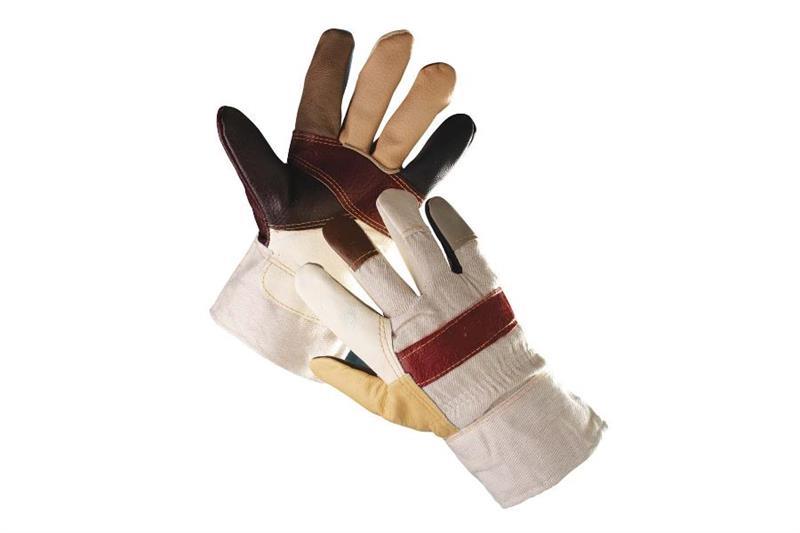 FIREFINCH zimní kombinované pracovní rukavice