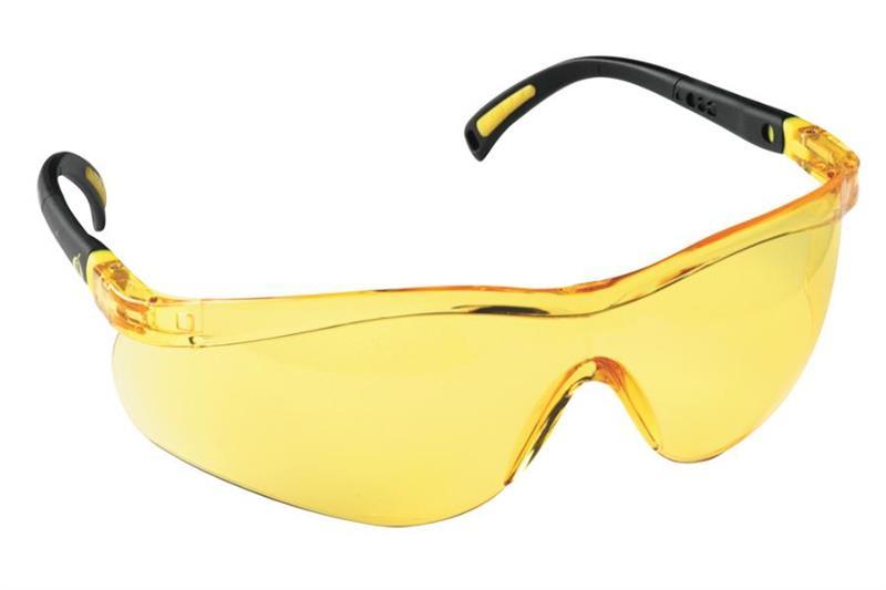 FERGUS ochranné brýle - žluté