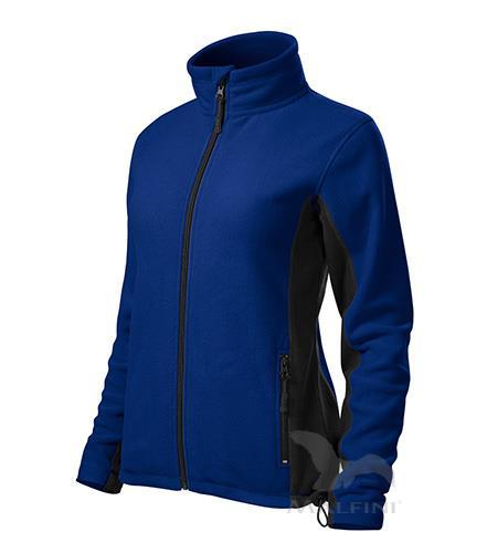 dámská fleece mikina 528 Frosty royal modrá