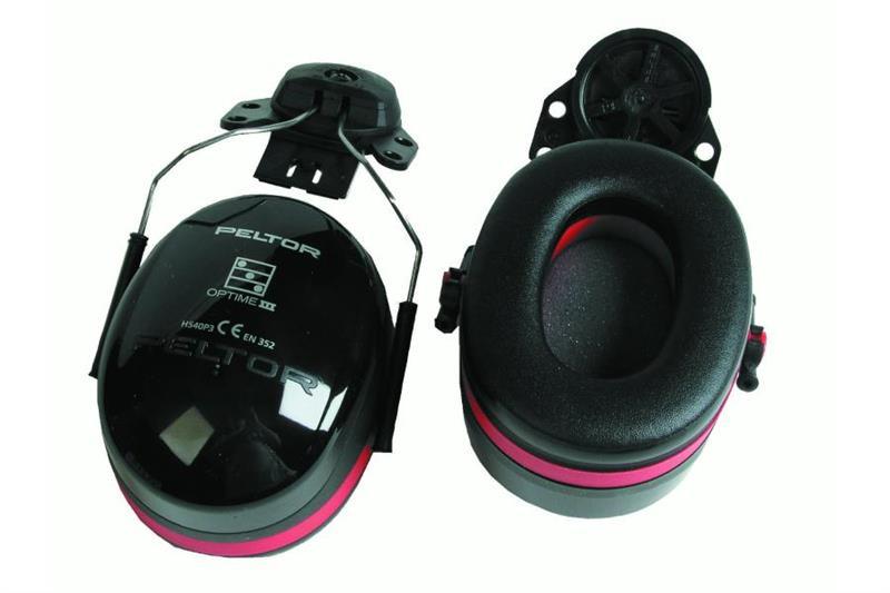 Peltor H540P3E mušlový chránič sluchu na přilbu SNR 34dB