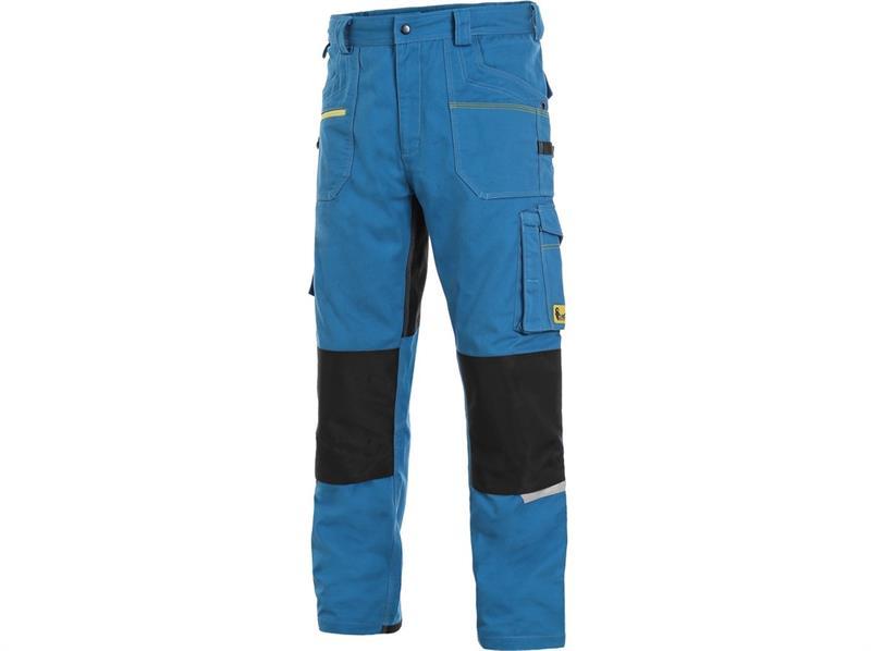 Kalhoty CXS STRETCH, pánské, modré