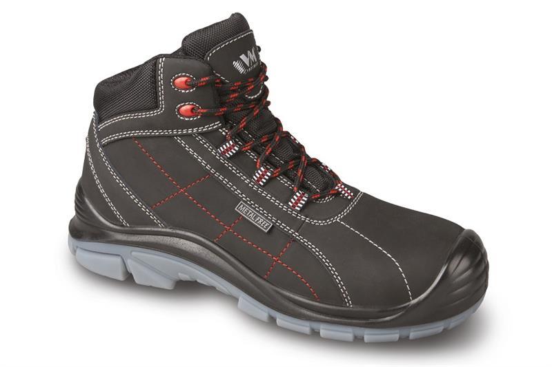 VM OXFORD 5130-S3 bezpečnostní kotníková obuv NON METALIC