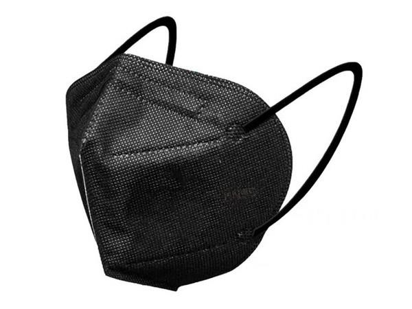 Respirátor  FFP2 černý bez ventilku cena od