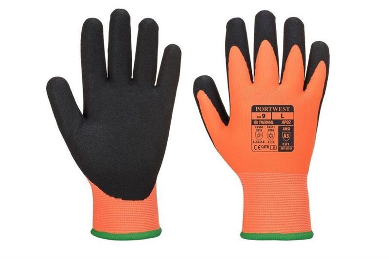 AP02 zimní nepromokavé rukavice Thermo Pro Ultra