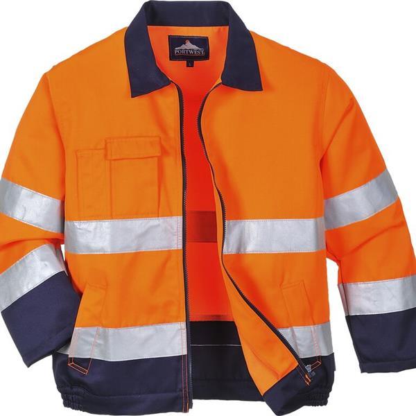 výstražná montérková blůza TX70 oranžová