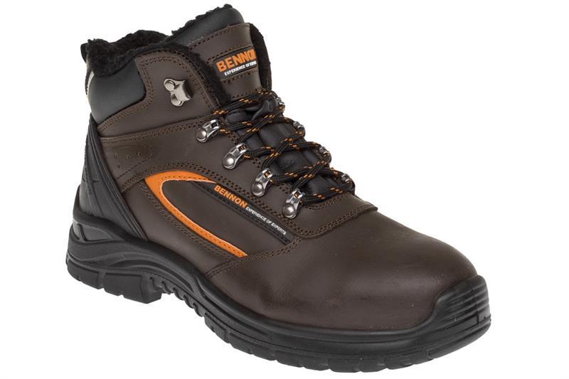 BNN FARMIS O2 WINTER HIGH pracovní obuv zimní