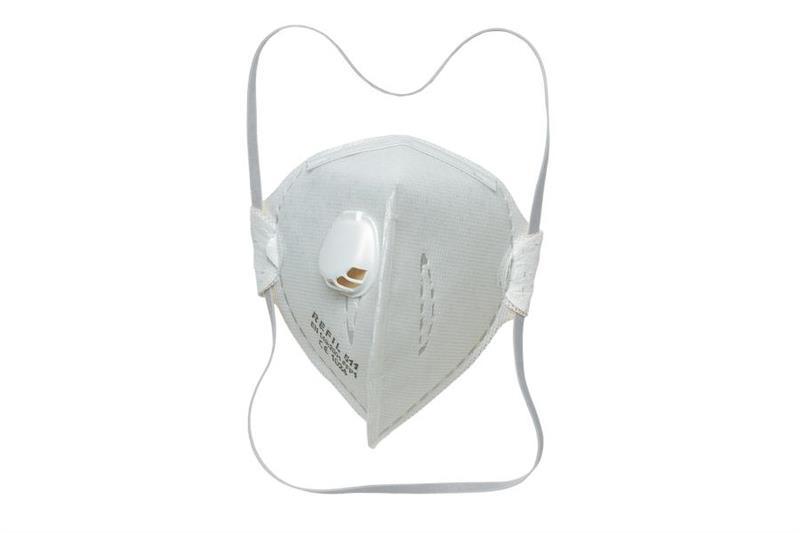 REFIL 511 respirátor skládací s ventilkem FFP1
