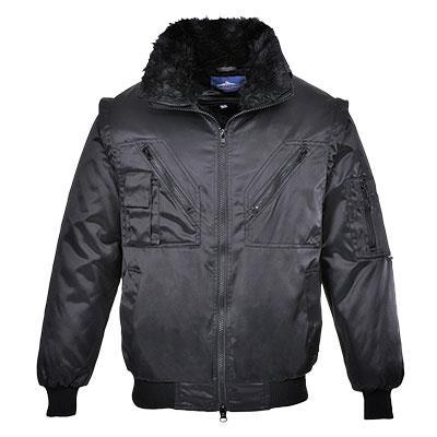 zimní bunda typu PILOT - ideální pro bezpečnostní služby