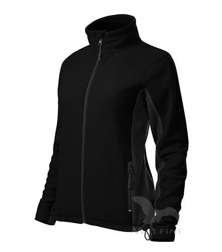 dámská fleece mikina 528 Frosty černá