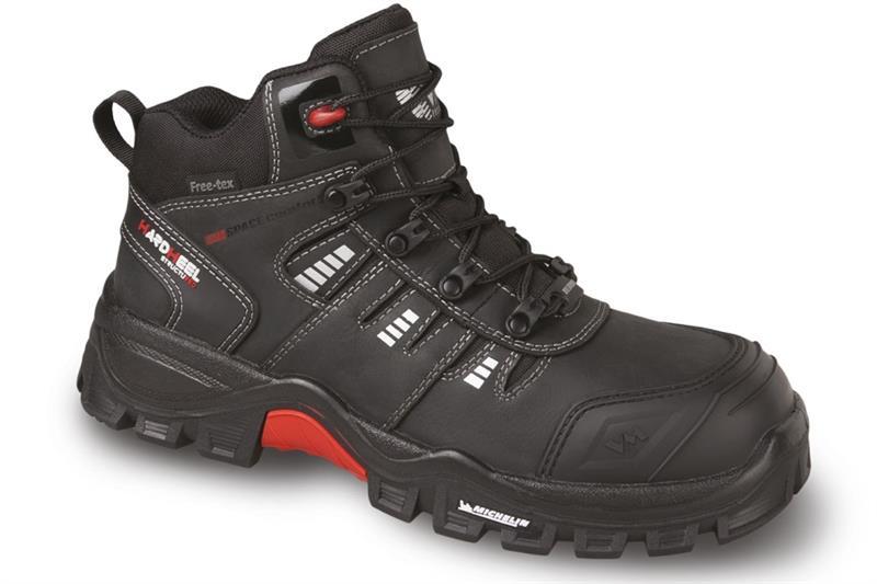 VM BUFFALO 7130-O2 pracovní kotníková obuv
