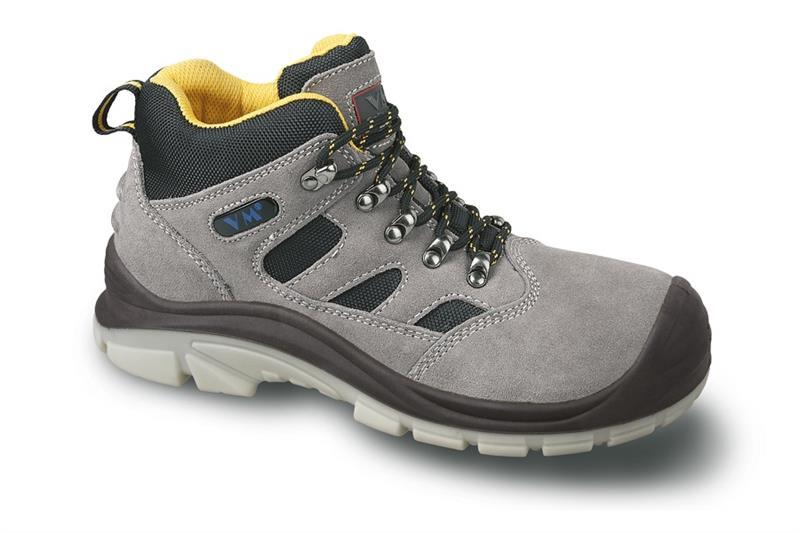 VM MADRID 2990-O1 kotníková pracovní obuv