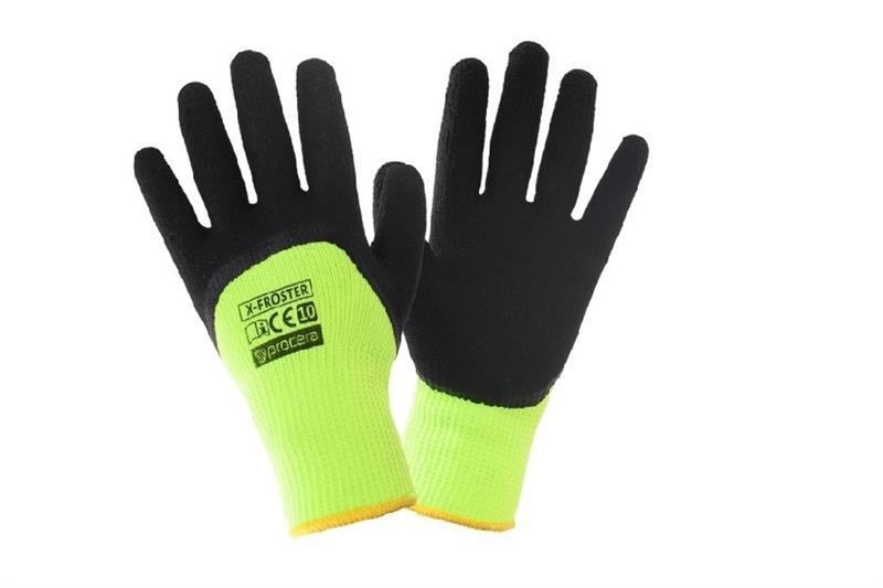 A140 rukavice pracovní Thermal Grip