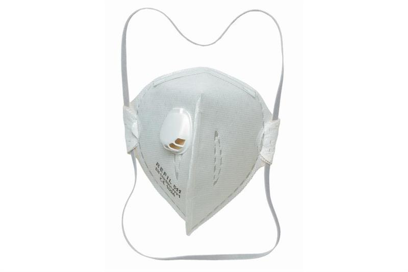 REFIL 531 respirátor skládací s ventilkem FFP2
