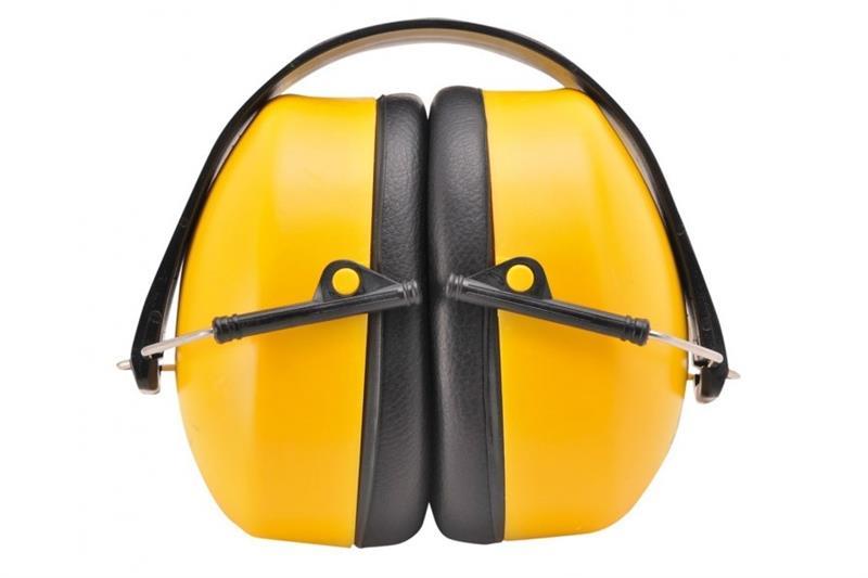 Portwest PW41 mušlový chránič sluchu skládací SNR 32dB