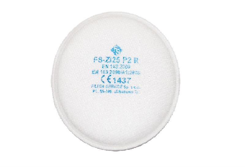 Z125 P2 částicový filtr