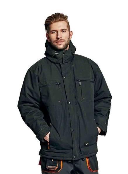 zimní bunda EMERTON černá