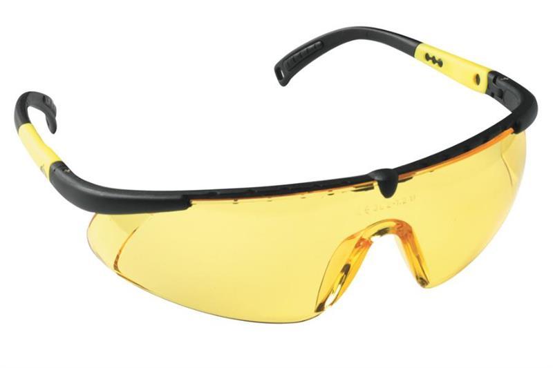 VERNON ochranné brýle - žluté