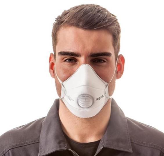 REFIL 1052 FFP3 respirátor s ventilkem