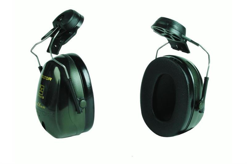 Peltor H520P3E mušlový chránič sluchu na přilbu SNR 30dB